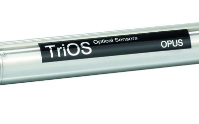 TriOS OPUS online spectral nitrate/nitrite sensor