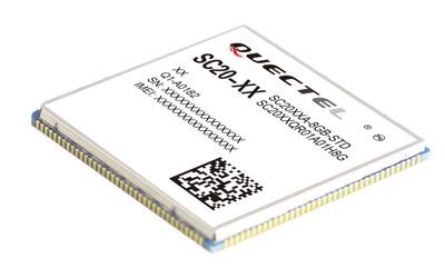 Quectel SC20 smart module