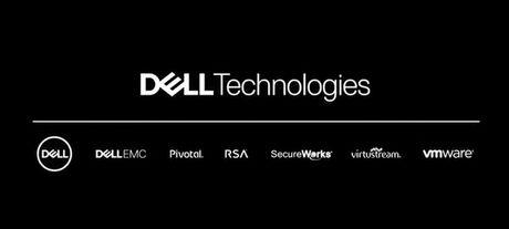 Dell technologies logo carousel