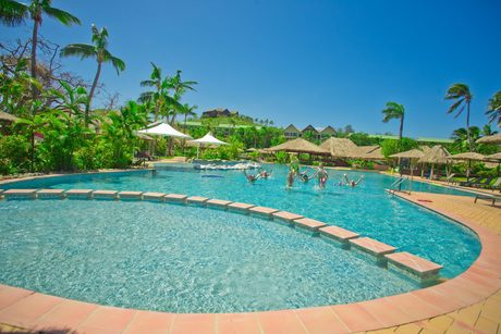 Fiji swimming pool 1