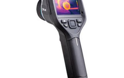 Flir E60-II thermal imaging camera