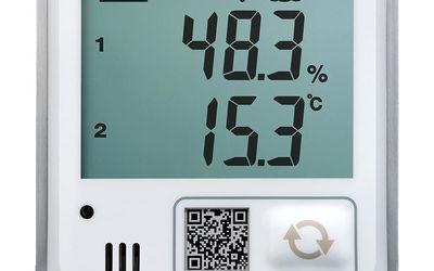 Testo Saveris 2-H2Kit temperature and humidity loggers