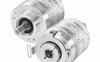 Turck RS-107/108 and RM-105/106 EtherNet/IP encoders