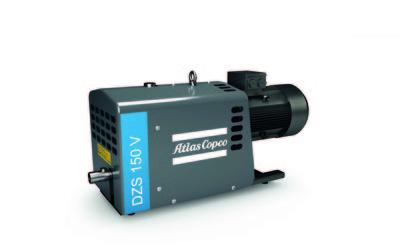 Atlas Copco DZS dry claw vacuum pump