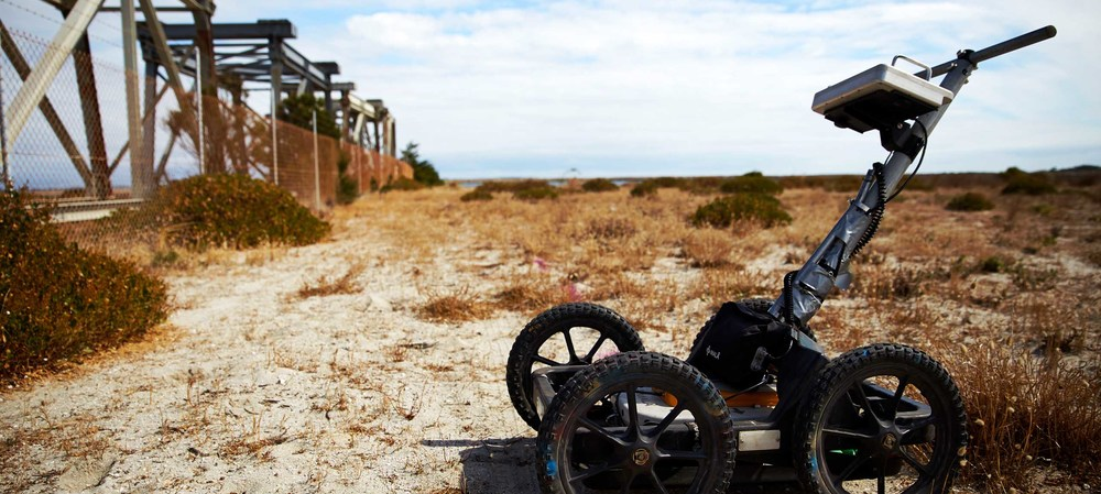 How does GPR technology actually work?