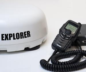 Explorer  remove logo top right