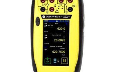 GE DPI 620 IS Intrinsically safe calibrator/communicator