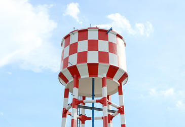 Water storage tanks: the science of mixing and improving water quality