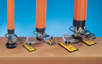 Dynapumps vacuum lifters