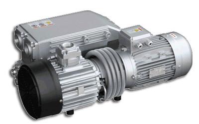 Dynavac WOVP Series Oil Sealed Rotary Vane Vacuum Pump