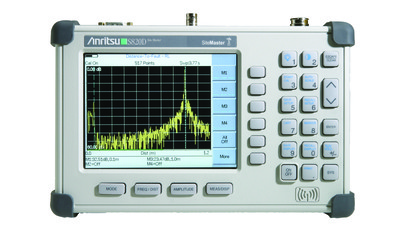 Anritsu S820D Microwave Sitemaster microwave antenna and cable test set