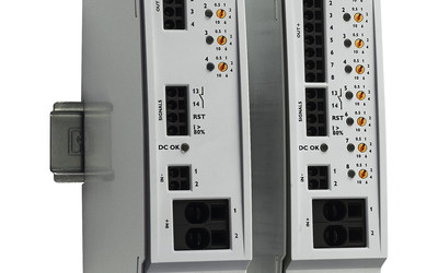 Phoenix Contact multichannel device circuit breakers