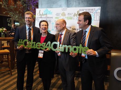C40 mayor s summit mexico
