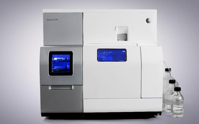 GE Healthcare Life Sciences Biacore 8K surface plasmon resonance (SPR) system