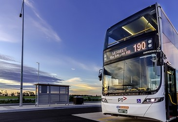 Buses boosted by improved comms