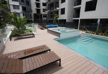 Clever decking system provides low-maintenance solution for boutique apartments
