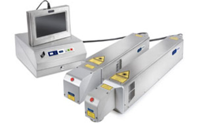 Linx CLS10 and Linx CLS30 laser coders