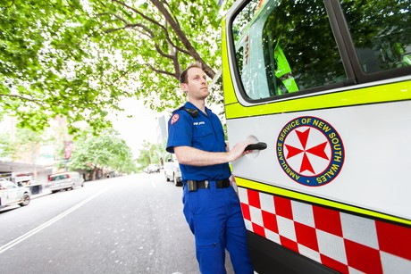 Multiple public safety agencies including the ambulance service of nsw will benefit from the network upgrade
