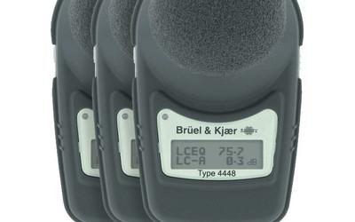 Brüel & Kjær 4448 personal noise dose meter