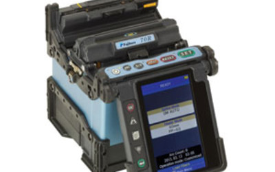 Fujikura FSM70R ribbon fusion splicer, cleaver and stripper