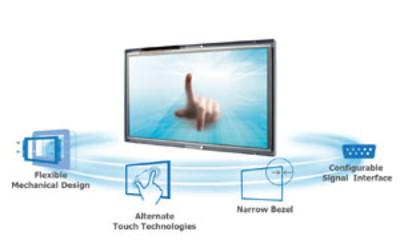 Advantech IDS31 industrial touch monitors