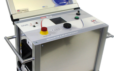 HV Diagnostics HVA60 60kV VLF/DC test set
