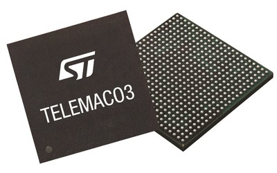 STMicroelectronics Telemaco3 telematics and connectivity processors