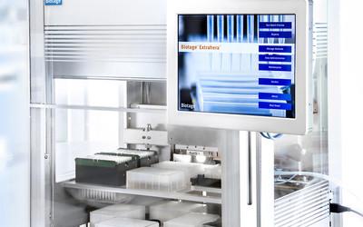 Biotage Extrahera sample preparation system