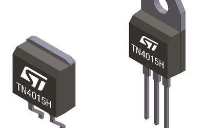 STMicroelectronics TN4015H silicon-controlled rectifiers (SCRs)