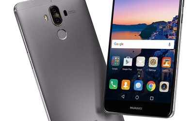 Huawei Mate 9 Android device