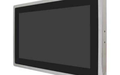 ViTAM-121 fully sealed 21.5″ IP66/IP69K stainless steel full HD industrial monitor