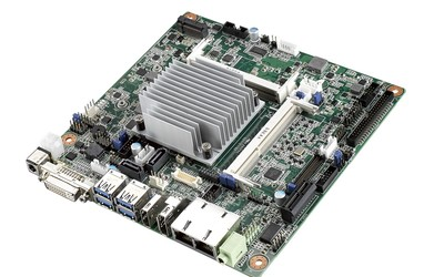 Advantech AIMB-216 Thin Mini-ITX Motherboard
