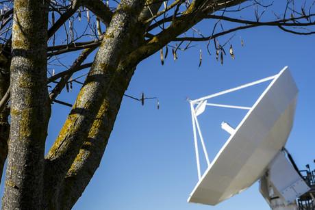 Ean satellite access station testing image 1