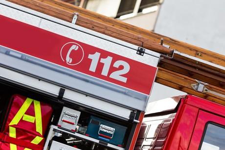 German fire tender 557669434