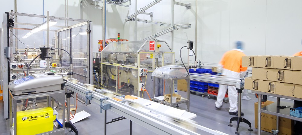 Scaling up: how SMEs can grow into larger food manufacturing facilities