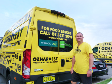 Ozharvest rescue run tom wiley