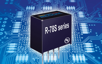 RECOM Boost R-78S switching regulator