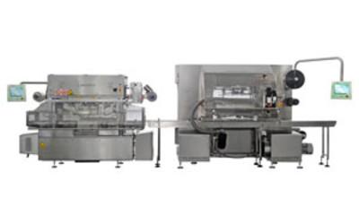 G. Mondini Platformer combination thermoformer/tray sealer
