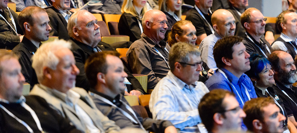 Technology the focus of NZ conference