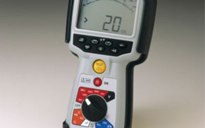 Megger MIT480 Mk 2 handheld insulation and continuity testers