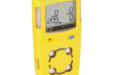 BW Gas Alert MicroClip 4-gas detector
