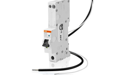 ABB DSE201M RCBO residual current protection