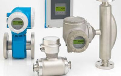 Endress+Hauser Proline 300/500 Coriolis and Electromagnetic flowmeters