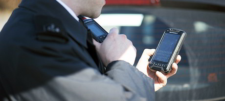 Tetra radio and lte handheld courtesy motorola solutions