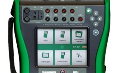 Beamex MC6 advanced field calibrator