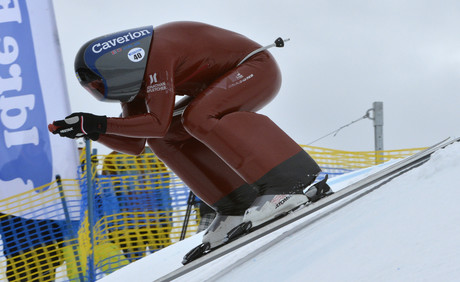 Speed ski world championship