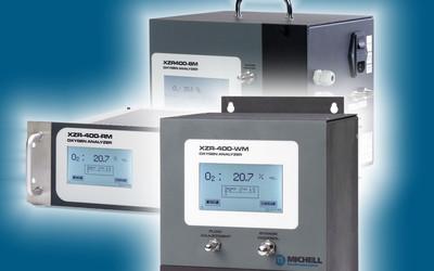 Michell Instruments XZR400 oxygen analyser