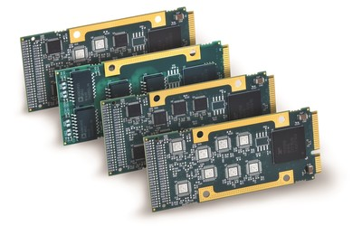 Acromag AcroPack AP500 Series serial communication modules