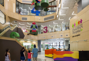Hospital design challenges: now and into the future