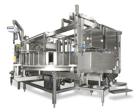 Cheese equipment johnson industries